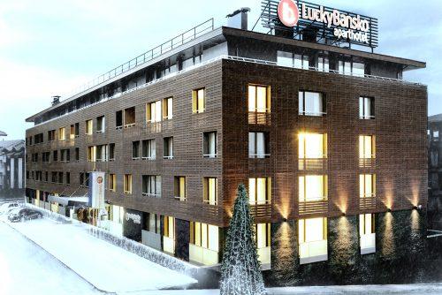 Ski Hotel πρόσοψη | Lucky Bansko SPA & Relax