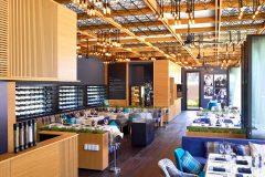 Φωτογραφία του εσωτερικού του εστιατορίου Leonardo