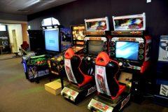 Αίθουσα για βίντεο παιχνίδια