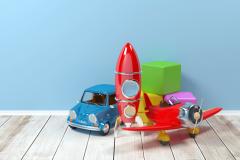 Παιχνίδια - δώρα για παιδιά έως 8 ετών
