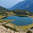 Η Λίμνη Οκότο /Το μάτι/