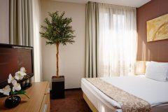 Πολυτελές υπνοδωμάτιο διαμέρισμα