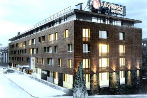 Εξωτερική πρόσοψη του ξενοδοχείο | Lucky Bansko SPA & Relax
