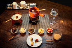 Γλυκιά Fondue