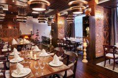 Εσωτερική φωτογραφία εστιατορίου Fondue | Lucky Bansko