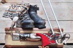Δωρεάν χρήση 2 χώρων αποθήκευσης εξοπλισμού σκι