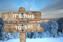 Δωρεάν μεταφορές μέχρι τις πίστες χιονοδρομίας