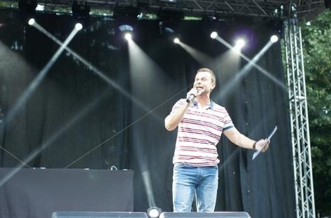 Nencho Balabanov στο Μπάνσκο | Lucky Bansko