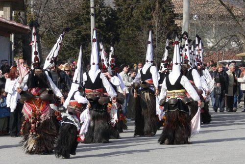 Kukeri έθιμο στο Μπάνσκο | Lucky Bansko SPA & Relax