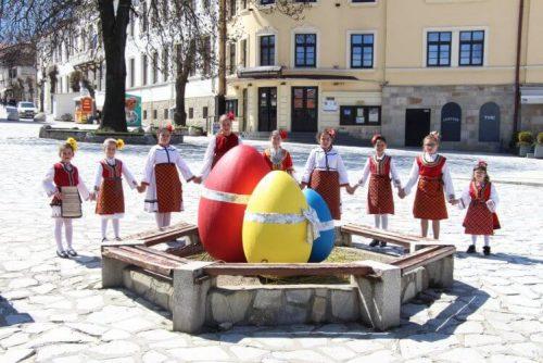 Διακόσμηση του Πάσχα | Lucky Bansko
