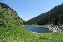 Η ξηρή λίμνη στη Ρίλα | Lucky Bansko