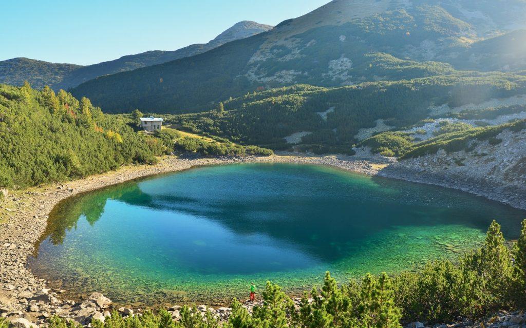 Σινασνίκα Λίμνη | Lucky Bansko