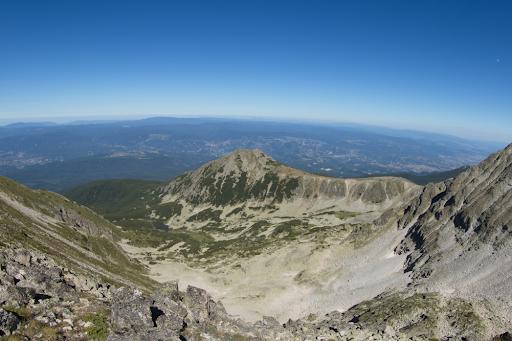 Peak Bezbog στα Όρη Πιρίν
