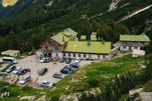 Καταφύγια στο βουνό Πιρίν