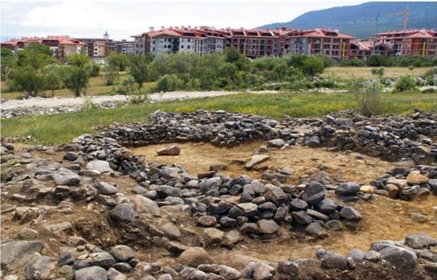 Αρχαιολογία στο Μπάνσκο