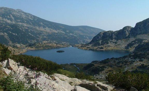 Λίμνη Πόποβο στο Πιρίν