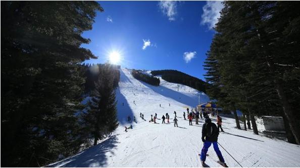 Περίοδος σκι 2020