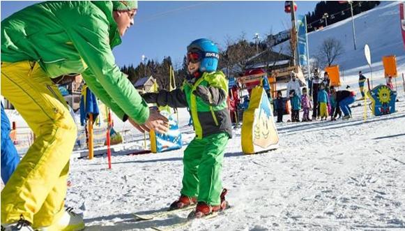 Παιδιά και σκι