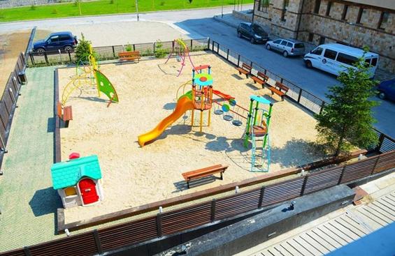 Ποια είναι η ψυχαγωγία για τα παιδιά στο Lucky Bansko SPA & RELAX;