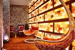 Salt room at Aparthotel Lucky Bansko SPA & Relax