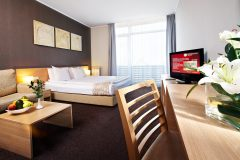 Τα δωμάτια στο χιονοδρομικό ξενοδοχείο | Lucky Bansko