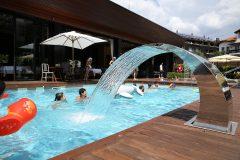 Εξωτερική πισίνα 1 | Lucky Bansko