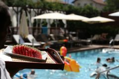 Εξωτερική πισίνα 10 | Lucky Bansko