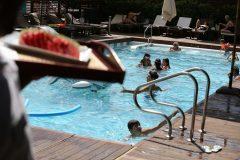 Εξωτερική πισίνα 11 | Lucky Bansko
