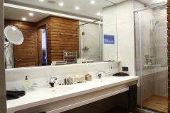 Lucky Bansko Aparthotel SPA & Relax | Aparthotel Προεδρικό Διαμέρισμα Λουτρό με μπανιέρα