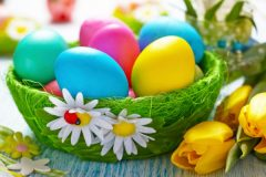 Πασχαλινά αυγά 2017 | ξενοδοχείο Lucky Bansko
