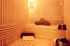 σάουνα | Aparthotel Lucky Bansko SPA & Relax