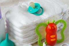 Δωρεάν αξεσουάρ μωρών
