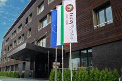 Ξενοδοχείο διαμερισμάτων Λάκι Μπάνσκο| Πρόσοψη – ξενοδοχείο