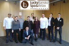 Το προσωπικό του ξενοδοχείου | Λάκι Μπάνσκο ΣΠΑ & Ρελαξ