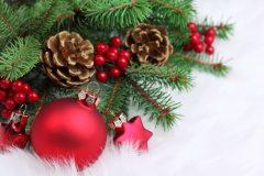 Χριστουγεννιάτικο δέντρο με τα παιχνίδια | Lucky Bansko