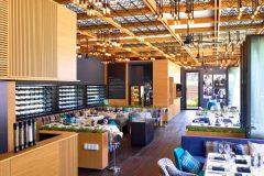 Όμορφη είσοδο του Leonardo εστιατόριο | Lucky Bansko