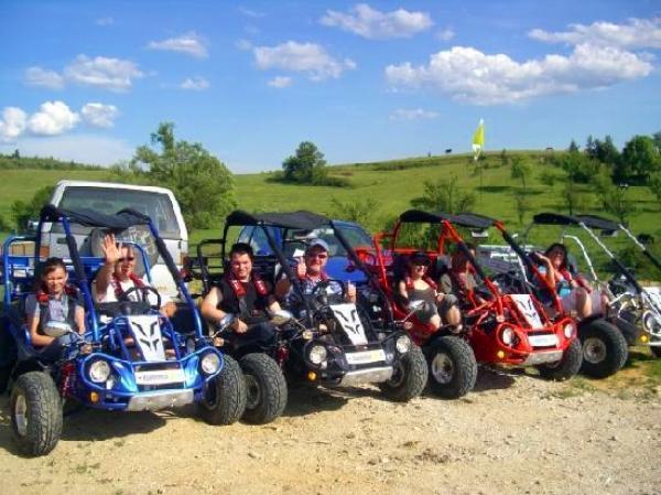 Off-road buggies στο Μπάνσκο   Lucky Bansko SPA & Relax