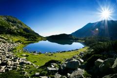 Λίμνη στο Πιρίν