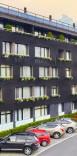 Εξωτερικό ξενοδοχείο με πανοραμική θέα | Lucky Bansko