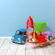 Παιχνίδια και δώρα για παιδιά έως 8 ετών