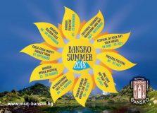 Καλοκαίρι στο Μπάνσκο 2018 - πρόγραμμα