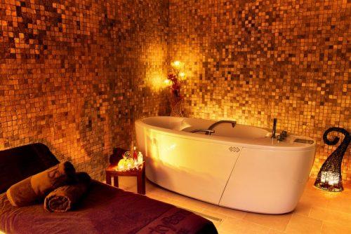 Μπάνιο με υδρομασάζ στο ξενοδοχείο | Lucky Bansko
