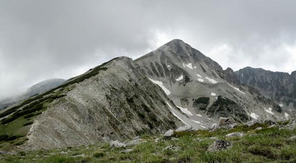 Κορυφή Polezhan