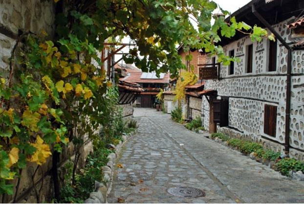 Αρχιτεκτονική στο Μπάνσκο