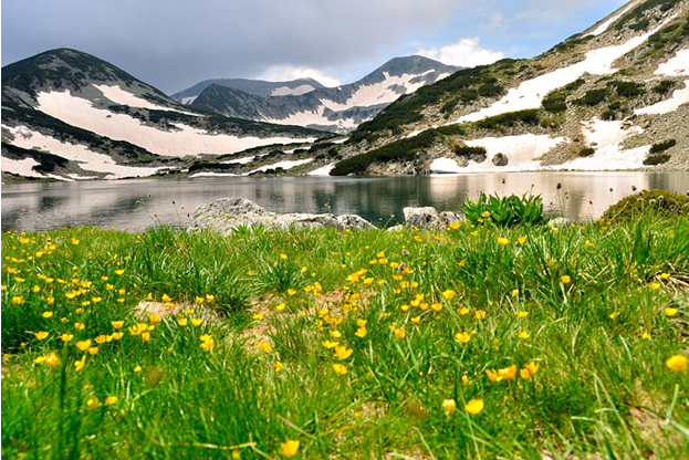 Κέντρο επισκεπτών του Εθνικού Πάρκου Πίριν