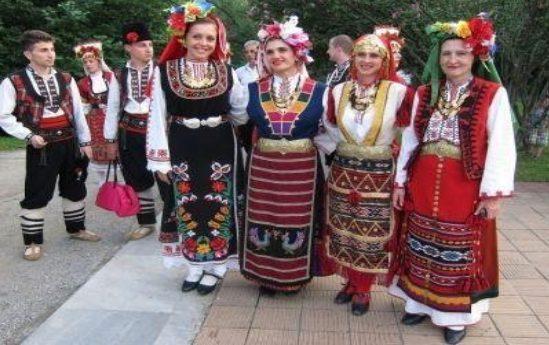 Παραδόσεις στο χωριό Gorno Draglishte